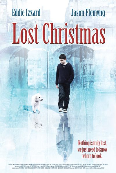 Elveszett karácsony – Plakát