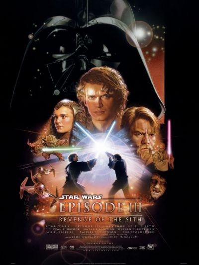 Star Wars: A Sith-ek bosszúja – Plakát