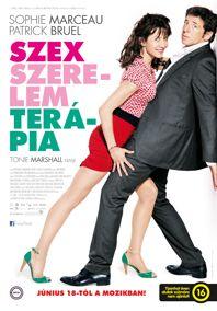 Szex, szerelem, terápia – Plakát
