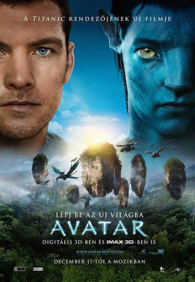 Avatar – Plakát