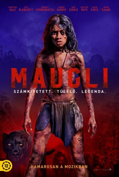 Maugli – Plakát