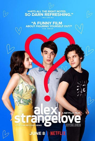 Alex Strangelove – Plakát