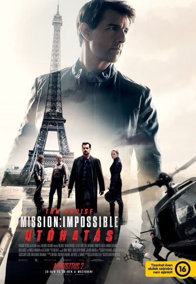 Mission: Impossible - Utóhatás – Plakát