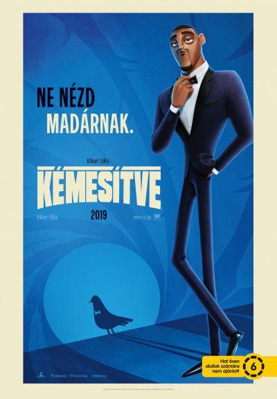 Kémesítve – Plakát