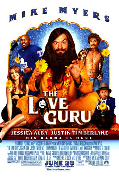 Love Guru – Plakát