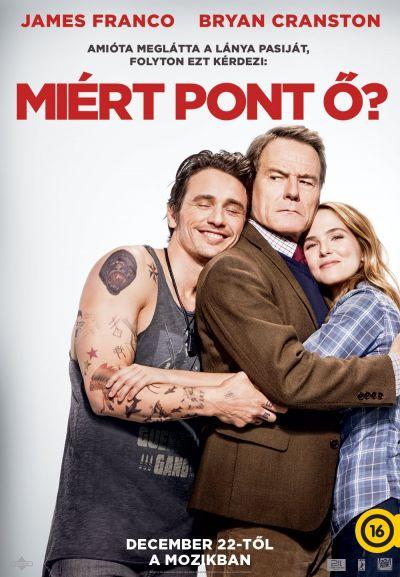 Miért pont Ő? – Plakát