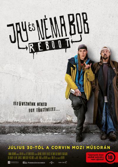 Jay és Néma Bob Reboot – Plakát
