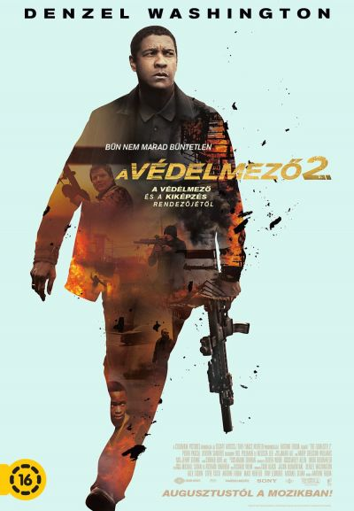 A védelmező 2. – Plakát