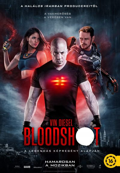 Bloodshot – Plakát