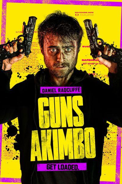 Guns Akimbo – Plakát
