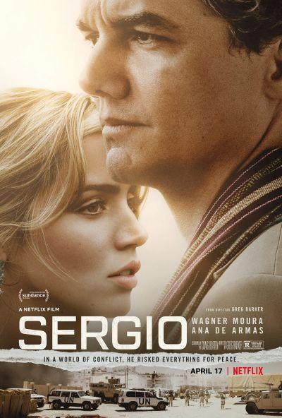 Sergio – Plakát