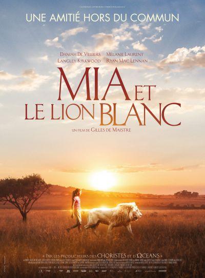 Mia és a fehér oroszlán – Plakát