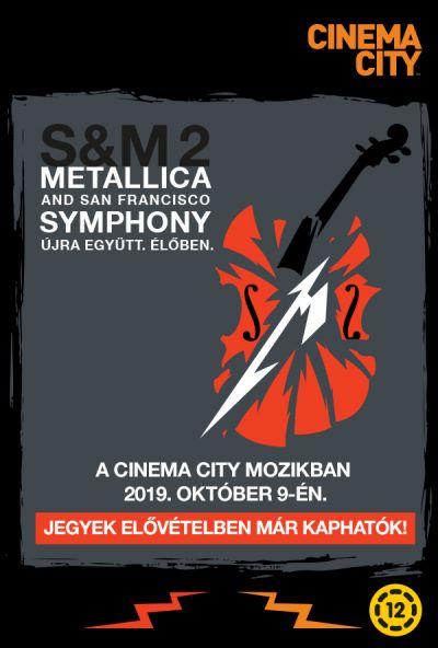 Metallica & San Francisco Symphony S&M2 – Plakát