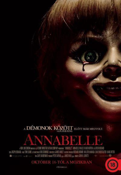 Annabelle – Plakát