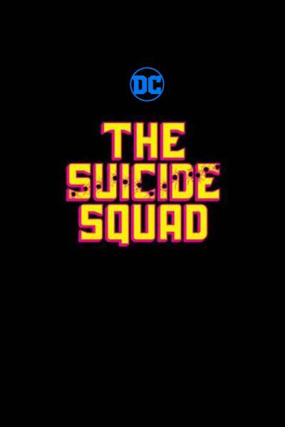 Az öngyilkos osztag – Plakát