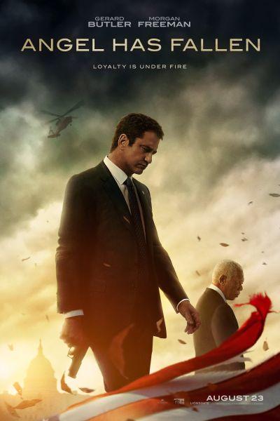 Angel Has Fallen – Plakát