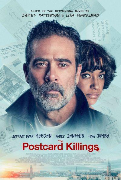 A képeslap gyilkosságok – Plakát