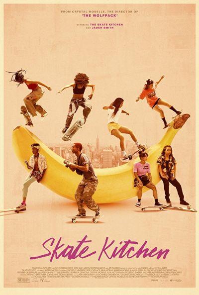 Skate Kitchen – Plakát