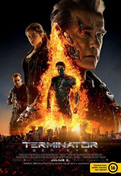 Terminator: Genisys – Plakát