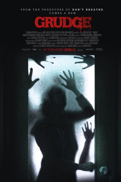 Grudge – Plakát