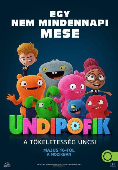 Undipofik – Plakát