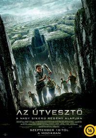 Az útvesztő – Plakát