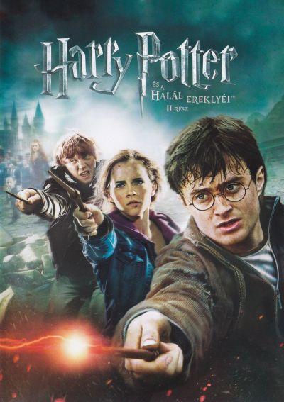 Harry Potter és a Halál ereklyéi II. rész – Plakát