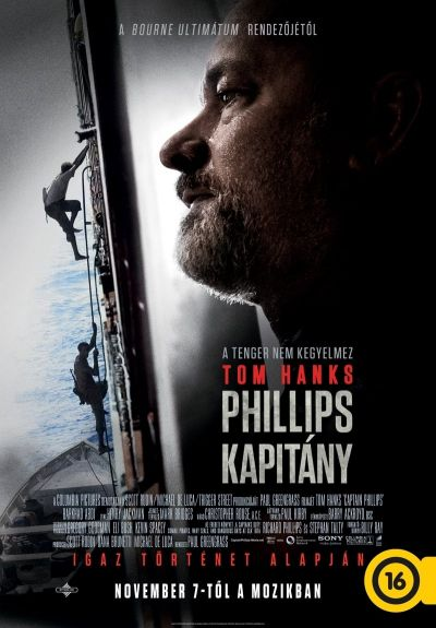 Phillips kapitány – Plakát