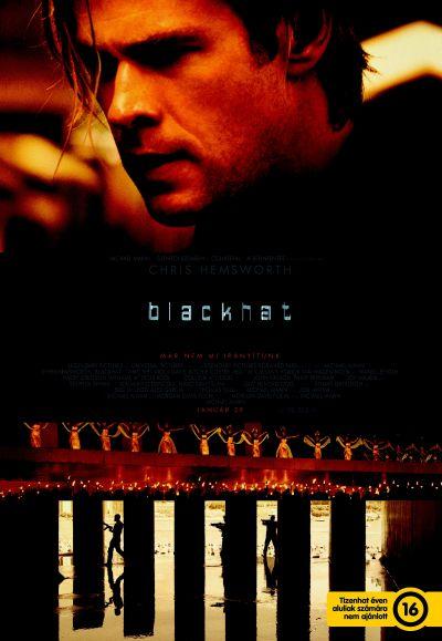 Blackhat – Plakát