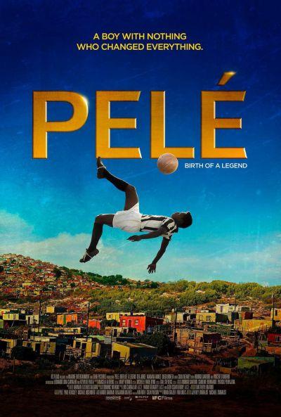 Pelé – Plakát