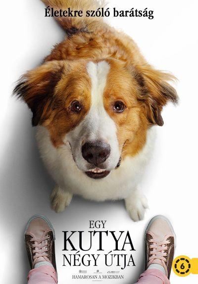 Egy kutya négy útja – Plakát