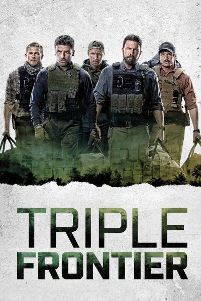 Triple Frontier – Plakát