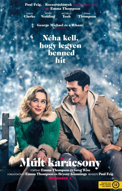 Múlt karácsony – Plakát