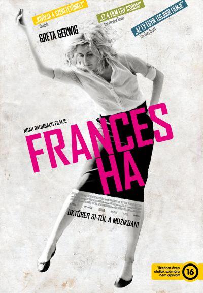 Frances Ha – Plakát