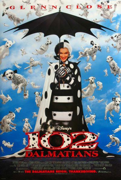 102 kiskutya – Plakát