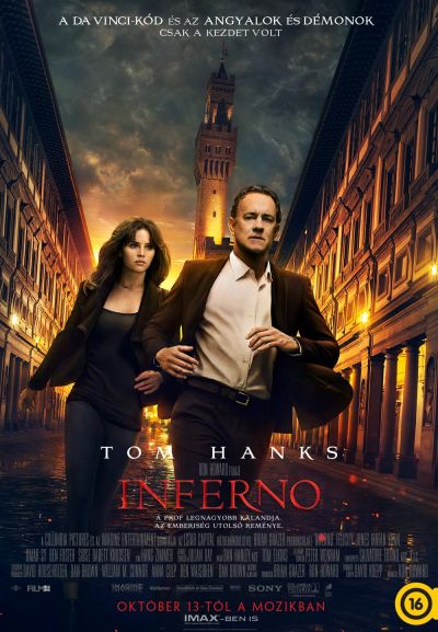 Inferno – Plakát