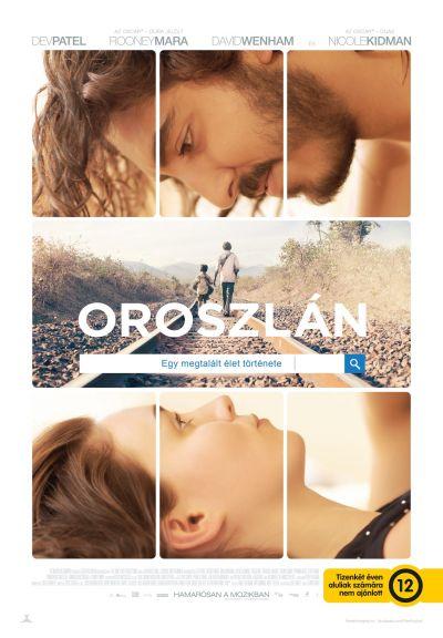 Oroszlán – Plakát