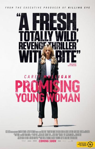 Ígéretes fiatal nő – Plakát