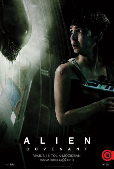 Alien: Covenant – Plakát