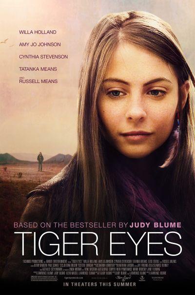 Tigrisszemek – Plakát