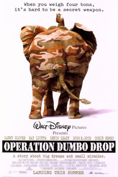 A Dumbo hadművelet – Plakát