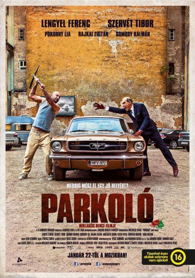 Parkoló – Plakát
