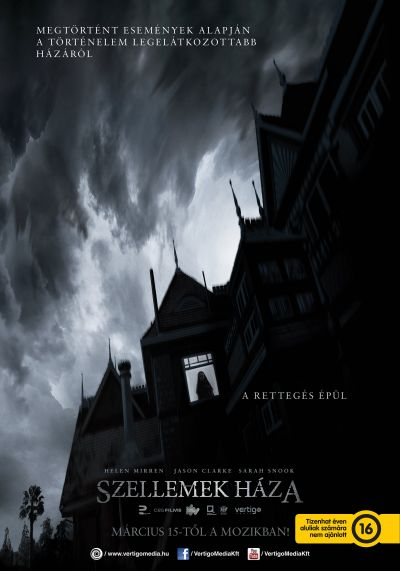 Szellemek háza – Plakát