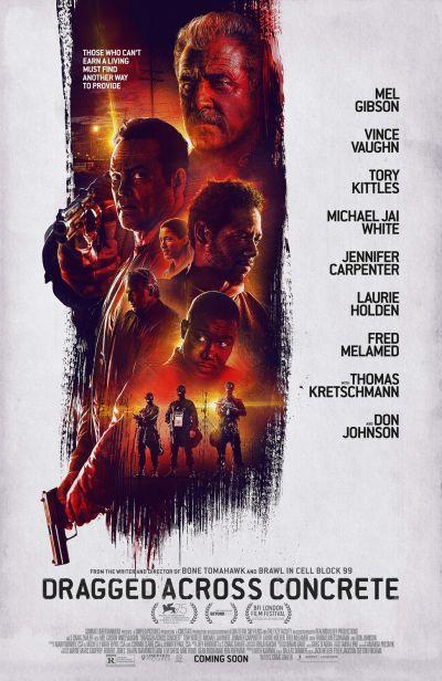 Kegyetlen zsaruk – Plakát