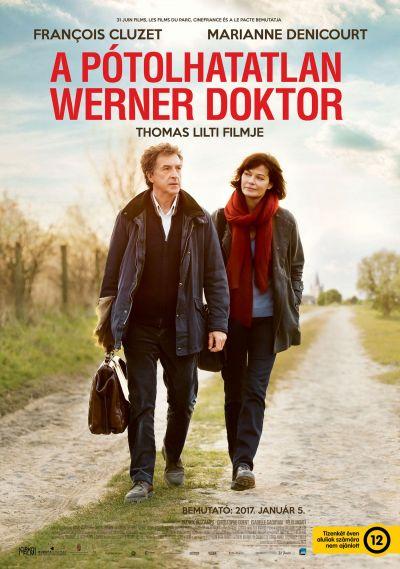 A pótolhatatlan Werner doktor – Plakát