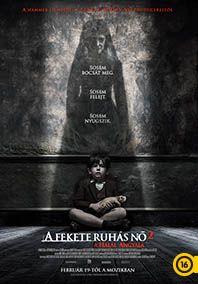 A fekete ruhás nő 2. - A halál angyala – Plakát