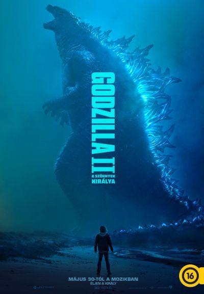 Godzilla II – A szörnyek királya – Plakát