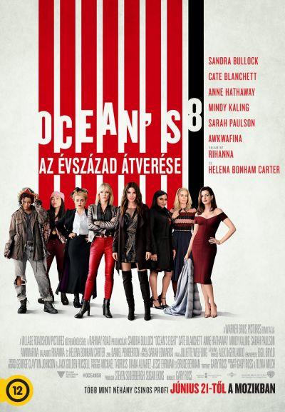 Ocean's 8 - Az évszázad átverése – Plakát