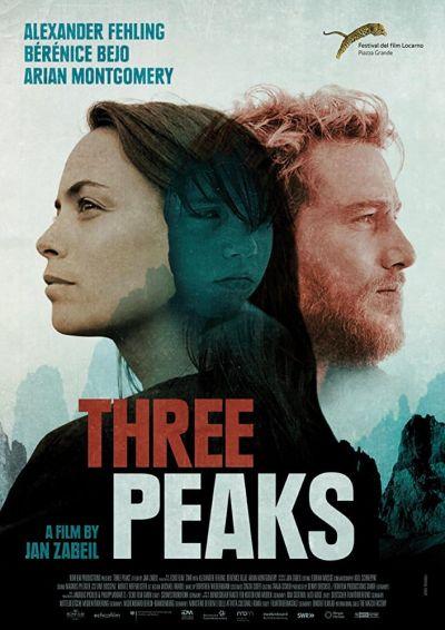 Három csúcs – Plakát