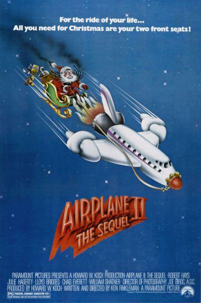Airplane 2. - A folytatás – Plakát